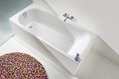 Kaldewei Saniform bath.