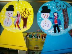 5o - 7o ΝΗΠΙΑΓΩΓΕΙΑ ΤΥΡΝΑΒΟΥ: Χειμωνιάτικες δραστηριότητες
