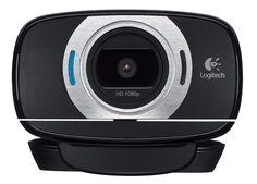 Amazon.com: Logitech HD Laptop Webcam C615 with Fold-and-Go Design, 360-Degree Swivel, 1080p Camera: Electronics