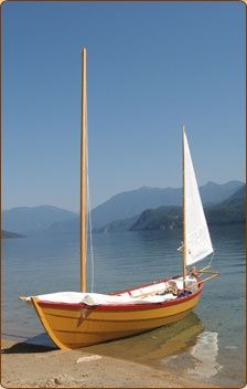 Wooden Boat Shop - Boat Building & Boat Design near Nelson, BC, #Kootenays