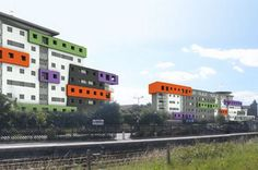 600bed Student housing feasibility study