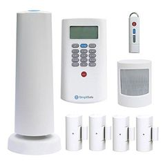 SimpliSafe Home Security System Keypad