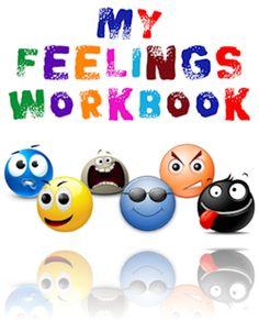 My Feelings Workbook