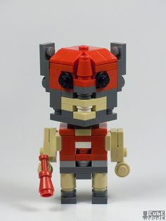 CubeDude Zodac from He-man and the Masters of the Universe