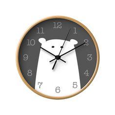 Polar Bear Clock