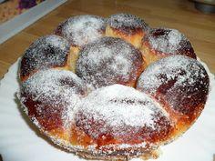 muchas recetas de roscones