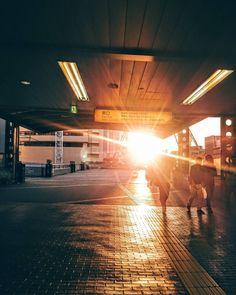 過去Pic_ 或る夏の朝  #駅 #空 #朝 #太陽 #朝日 #風景 #ダレカニミセタイソラ #写真好きな人と繋がりたい #igで繋がる空 #summrr #sun #sunshine #sunny #sunrise #Instagram #japan #landscape #sky #igers #igersjp #ig_japan #icu_japan #wu_japan  #lovers_nippon #loves_nippon #jp_gallery #team_jp  #photooftheday #picoftheday