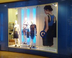 Dion Lee for Target Australia. Window Design by CC2C