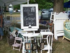 flea market decorating | Flea Market Cottage Decor