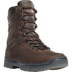 14737 Danner Men's Ironsoft Safety Boots - Brown www.bootbay.com