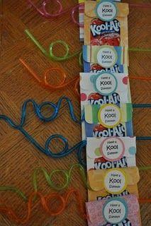 Have a Kool Summer.  Classroom gift idea.