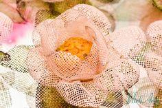 Mellos doces : Doces elegantes para um casamento de príncesa