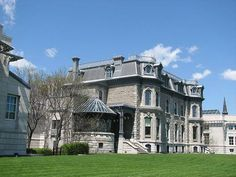 Canadian Centre for Architecture -- Architecture museum and research institute that incorporates the '''Shaughnessy House''', an 1876 Second Empire-style manison.