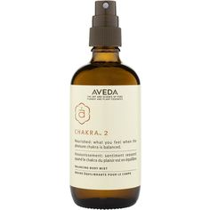 Aveda 'chakra 2' Balancing Body Mist (€26) ❤ liked on Polyvore featuring beauty products, bath & body products, beauty, filler, no color and aveda