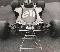 1974 Tyrrell type 007