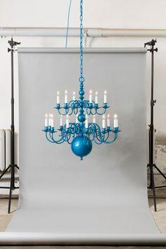Pop Art Flame: Traditionelles Design kreativ angereichert mit modernen Akzenten. Farblich inspiriert von Andy Warhol oder David Hockney – mit der märchenhaft-leichten Verträumtheit von »Alice im Wunderland«.