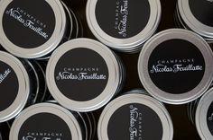 Boîte 4 BTS® - Personnalisation pour Champagne Nicolas Feuillatte