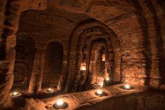 La enigmática cueva de 700 años donde los Caballeros Templarios hacían sus ceremonias