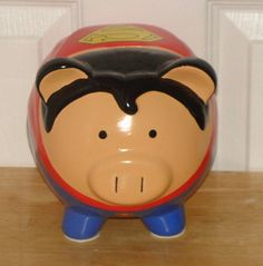 51 meilleures images du tableau tirelire cochon money box piggy banks et money bank - Tirelire spider cochon ...
