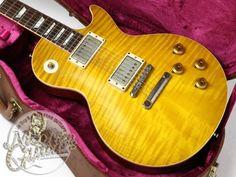 Gibson Custom Shop 2012 Historic 1959 Les Paul VOS (Lemon Burst)