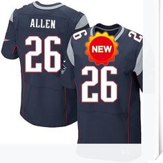 $66.00--Will Allen Jersey - Nike Stitched New England Patriots  Jersey,Free Shipping! Buy it now:http://is.gd/0wbESE