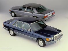 MERCEDES BENZ S-Klasse (W126) (1979 - 1991)