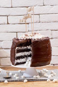 Bolo Nhá Benta de Chocolate | Vídeos e Receitas de Sobremesas