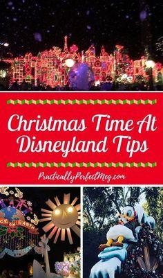 Everything you need to know about Christmas at Disneyland. #DisneylandChristmas #Disney #Disneyland #DisneyCaliforniaAdventure #DCA #DisneyParks #DisneyVacation #FamilyTravel Disneyland Tips, Disney Tips, Disneyland Vacation, Disney Parks, Vacation Packing, Disney Planning, Cruise Vacation, Disney Cruise, Disney Trips