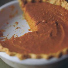 Chef G. Garvin's Sweet Potato Pie Recipe...