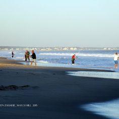 Watch Hill, East Beach October 2015 Fishing