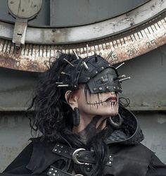 Post-apocalyptische Rubber gezichtsmasker van NiKiNGA op Etsy