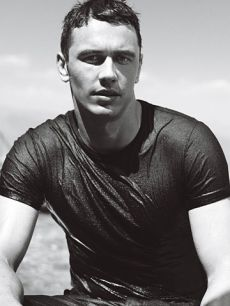 James Franco- is i were to marry a star someone said itd be him