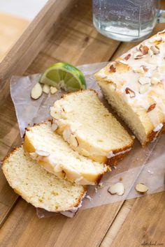 Orange Almond Loaf Cake   TheBestDessertRecipes.com