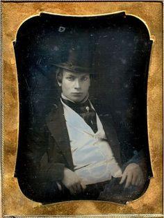 ca. 1850's daguerreotype