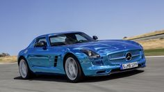 Mercedes announces electric SLS. GIMME GIMME GIMME!!!