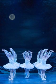 The Company in English National Ballet's production of Swan Lake. Photo: © Photography by ASH | Flickr - Photo Sharing!