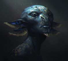 Creature Concept Art.