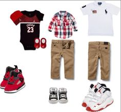 Rocawear Five Piece Set Clothes For The Twinz Toddler