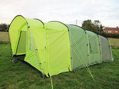 OLPRO COCOON 8 BERTH TENT