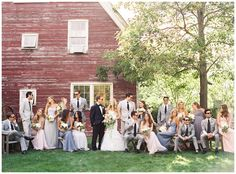 Farm wedding Bridesmaid dresses