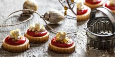 Santa's Lemon Berry Popcorn Cookies » Little Rusted Ladle
