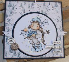 Kari Anne's hobby Marianne Design, Christmas Cards, Snoopy, Fictional Characters, La La Land, Pictures, Christmas E Cards, Xmas Cards, Christmas Letters