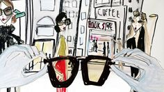From APRIL Milano in collaboration with Mill+, ACNE and Musikvernuegen, eye-catching illustrations from six fashion and design illustrators from around the world  were animated for the launch of Prada Raw Avenue, the brand's newest venture in eyewear. The project features illustrations by: Blair Breitenstein, Carly Kuhn, Judith van den Hoek, Megan Hess, Vida Vega and Wong Ping. Learn more: http://www.themill.com/portfolio/2355/prada-raw-avenue See the campaign: http://raw.prada.com/ Follo...