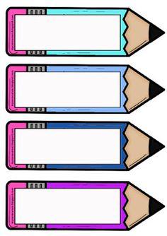 Fotky na stěně komunity – fotek Classroom Organization, Classroom Decor, Classroom Labels Free, School Border, School Frame, School Labels, School Clipart, School Worksheets, Borders For Paper