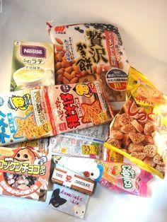 $12 + $7 Airmail shipping     Japanese Snack LOT B  maccha latte  Kinako Babystar Many  tastes! JAPAN