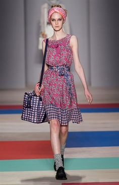 Marc By Marc Jacobs Spring 13 Ready to Wear - Yumi