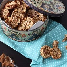 Dog Bowls, Cereal, Oatmeal, Clean Eating, Breakfast, Health, Cookies, Food, Fitness