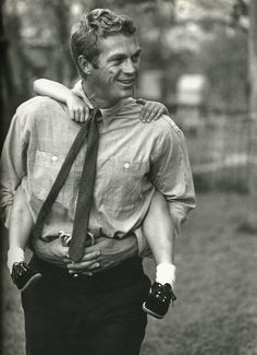 Steve McQueen...gone, but NOT forgotten!