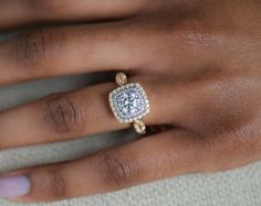 [ad] Add fun flair to your engagement ring with a pop of color. Click to view more by James Allen.