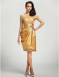 Excelentes vestidos cortos con encaje para jovencitas | Coleccion fiesta